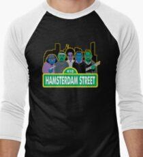 Hamsterdam Street Men's Baseball ¾ T-Shirt