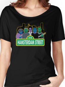 Hamsterdam Street Women's Relaxed Fit T-Shirt
