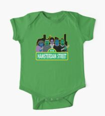 Hamsterdam Street One Piece - Short Sleeve