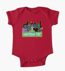 Hamsterdam Street One Piece - Short Sleeve