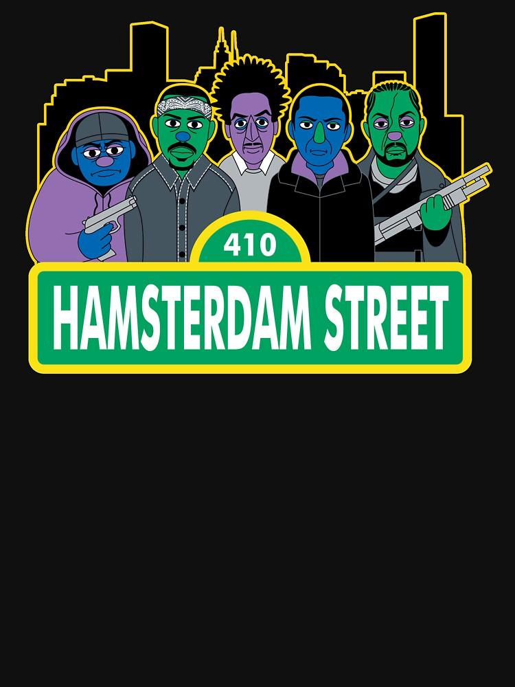 Hamsterdam Street | Unisex T-Shirt