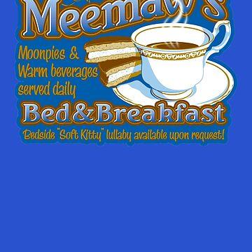 Meemaw's Bed & Breakfast by Grady