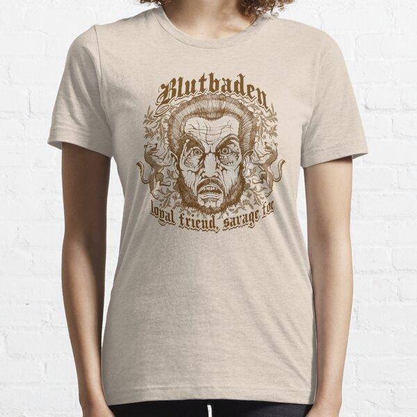 Blutbaden Sepia Essential T-Shirt