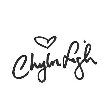 Chyler auto sticker  by spaceheadalycia