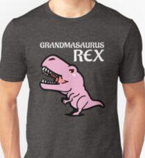 Grandmasaurus Rex Funny Grandma Dinosaur Gift Unisex T-Shirt