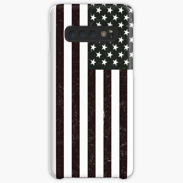 USA Flag Samsung Galaxy Snap Case