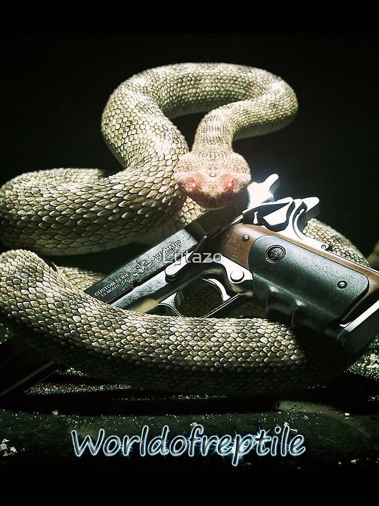 «SnakeOneBlack» par Lytazo