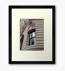 Boston Architecture  Framed Print