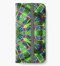 Albert Hoffman Blotter mandala iPhone Wallet/Case/Skin