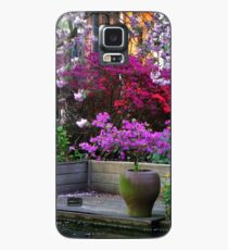 Purple Explosion Case/Skin for Samsung Galaxy