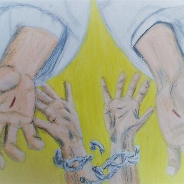 He Is Risen! by artistwarriorlg