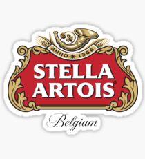Stella artois classic Sticker