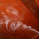 Smoking Dancer by Tiffany Selzer