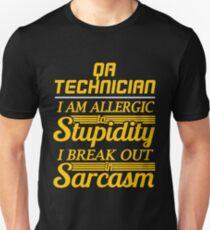 QA TECHNICIAN Unisex T-Shirt