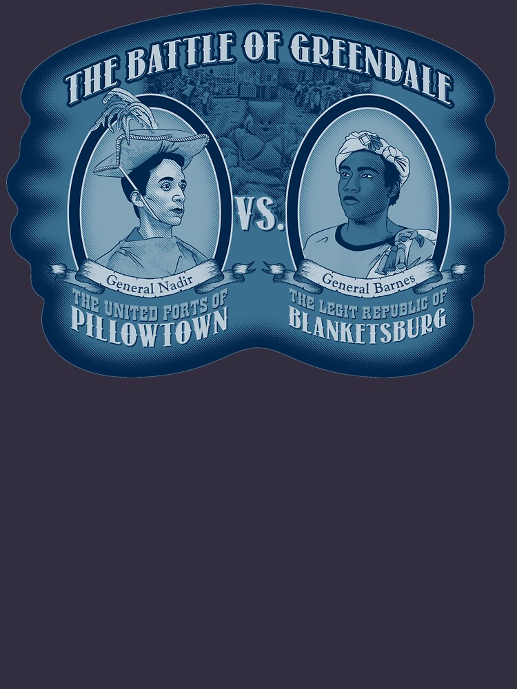 TShirtGifter presents: Pillows Vs. Blankets | Unisex T-Shirt