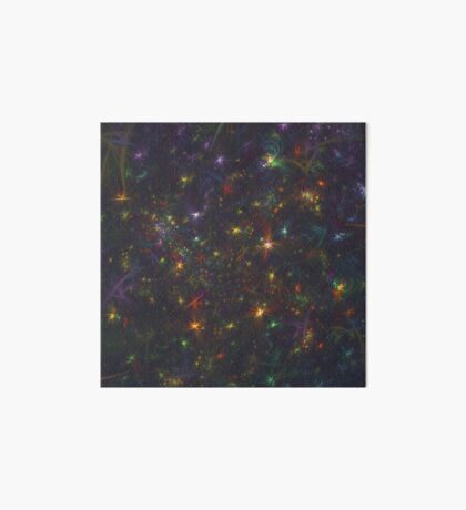 Cosmic fractals Art Board