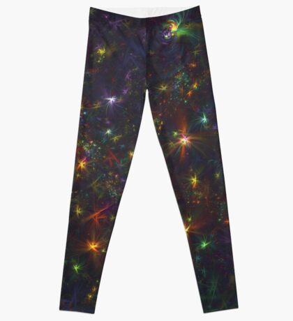 Cosmic fractals Leggings