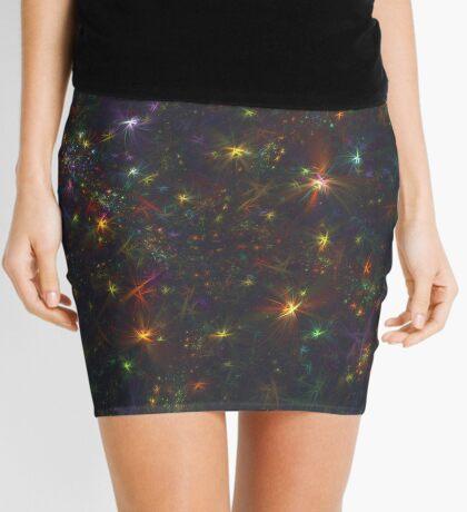 Cosmic fractals Mini Skirt