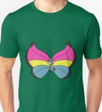 Pride-patterned Viv (pattern 6) Unisex T-Shirt