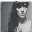 Fan art Feist sticker classic portrait by deadadds