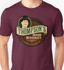 Thompson's Whiskey Unisex T-Shirt