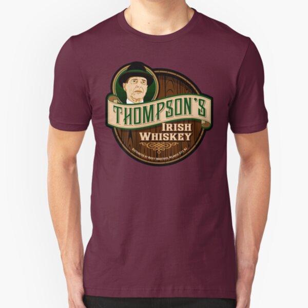 Thompson's Whiskey Slim Fit T-Shirt