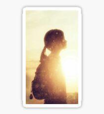Pegatina The Last of Us - Ellie