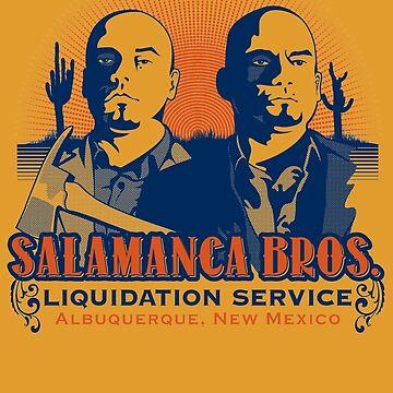Salamanca Bros. by Grady