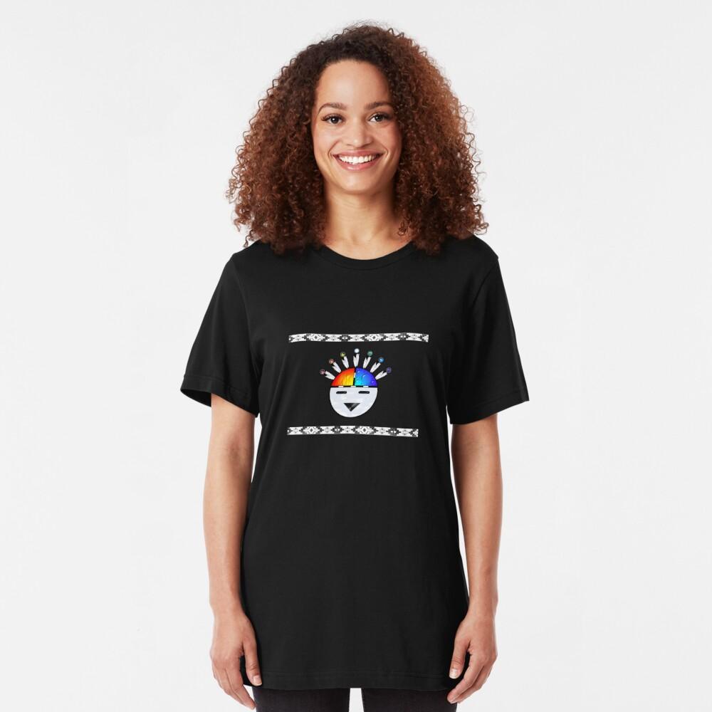 Sunface Kachina Slim Fit T-Shirt