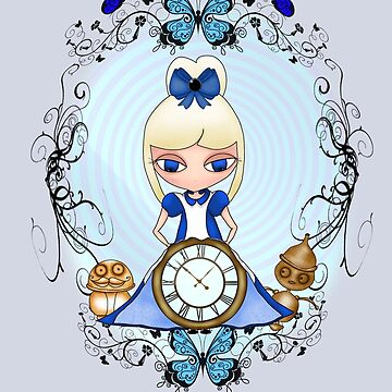 Time ... by mysticline
