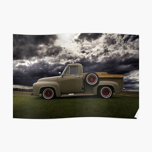 1951 Ford License plate tag 51 Custom DeLuxe Club Coupe F-1 PickupTruck Hot Rod