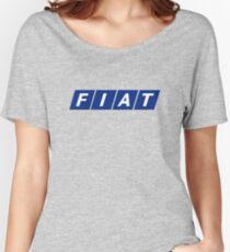 FIAT logo Women's Relaxed Fit T-Shirt