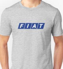 FIAT logo Slim Fit T-Shirt