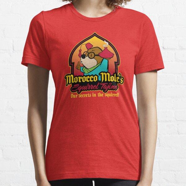 Morocco Mole's Squirrel Tajine Essential T-Shirt