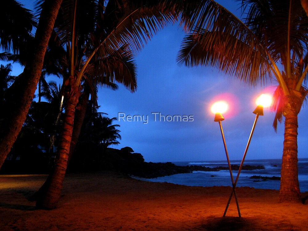 torches by Remy Thomas