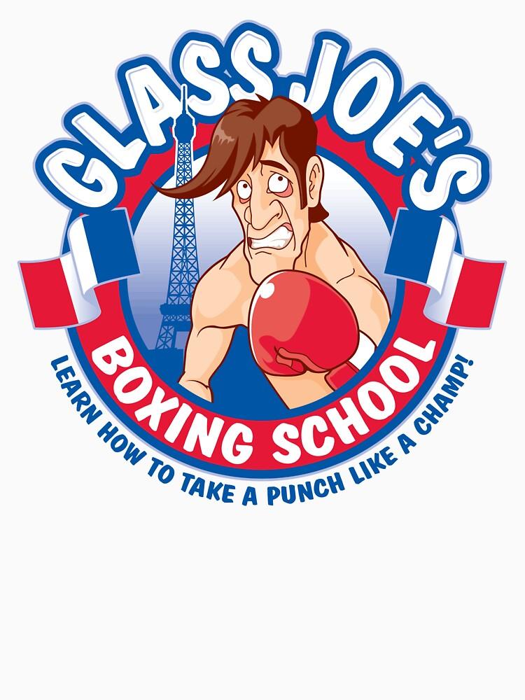 Glass Joe's Boxing School | Unisex T-Shirt