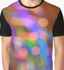 Celebratory lights. Firework. Celebration. Brightness. Graphic T-Shirt