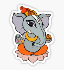 God Ganapati Sticker