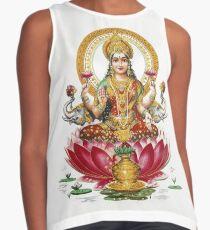 Blusa sin mangas Lakshmi - Diosa Hindú de la Riqueza, la Fortuna, la Salud y la Prosperidad