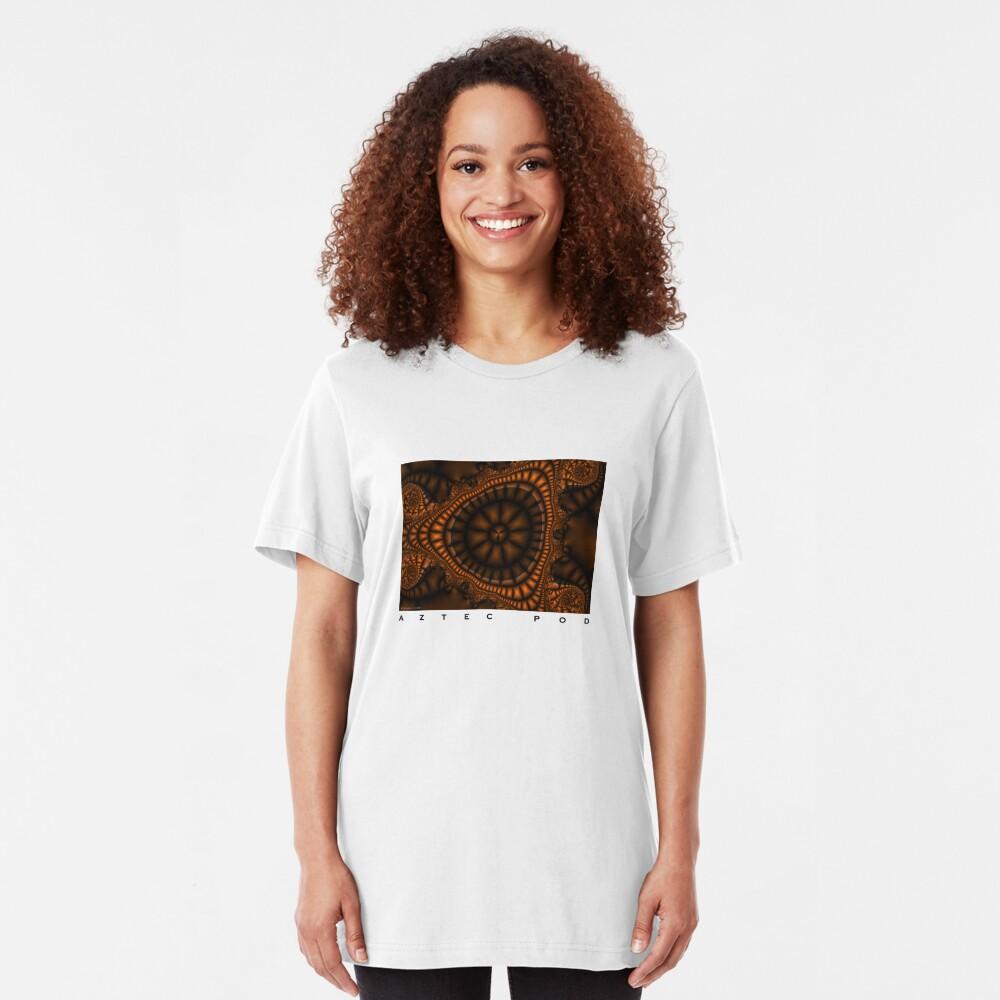 Aztec Pod Slim Fit T-Shirt