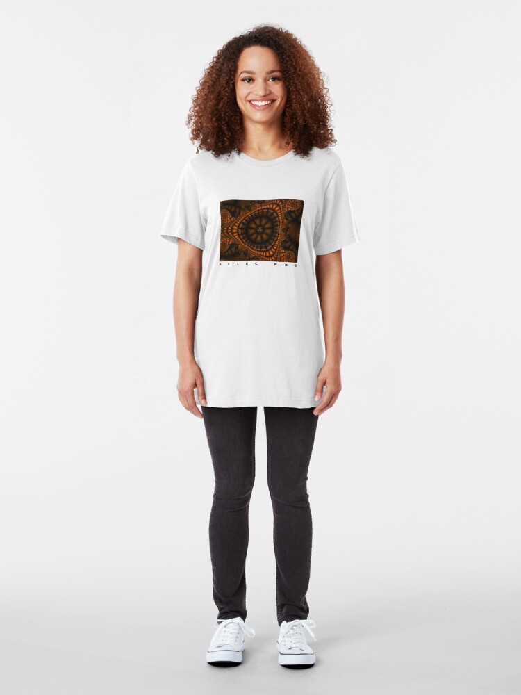 Alternate view of Aztec Pod Slim Fit T-Shirt