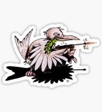 Fighting For Peace (1) Sticker