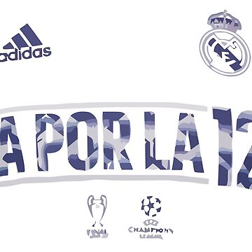 A Por La 12 - Real Madrid by minotor