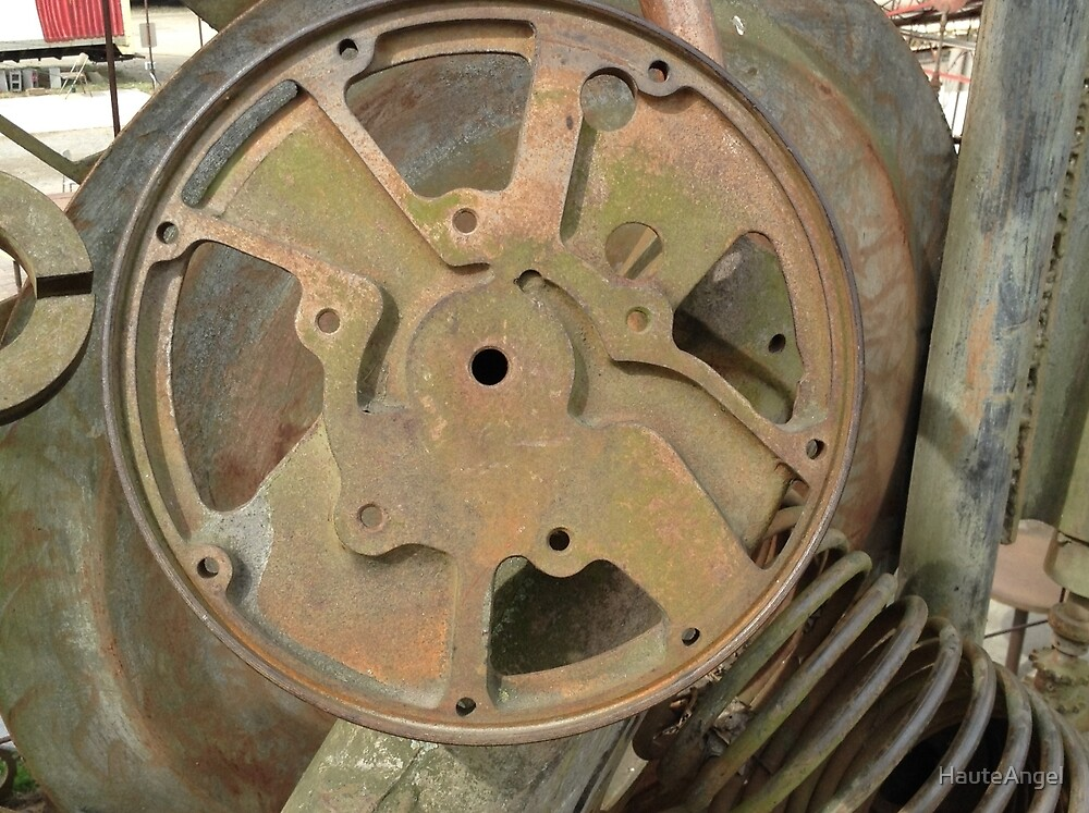 Gears by HauteAngel