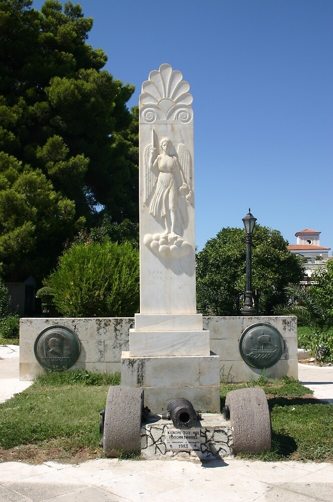 Regula of 1821 Greek Civil War by photozoom