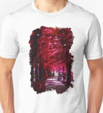 Red Crowns Unisex T-Shirt