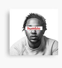 Kendrick Lamar Humble Metallbild