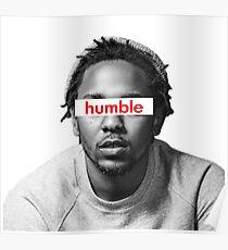 Kendrick Lamar Humble Poster