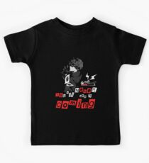 Never see it Coming - Persona 5 Kids Tee