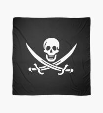 Pirate Flag Scarf
